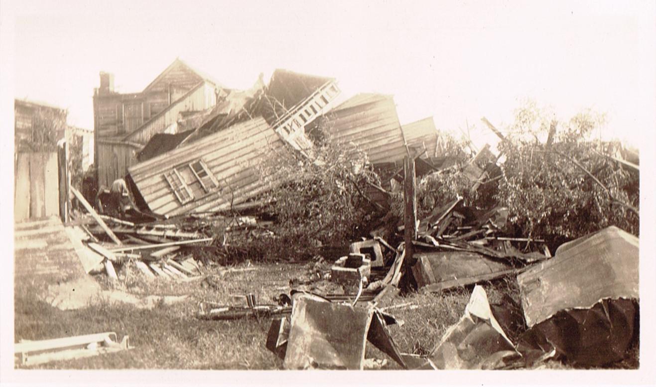 1938 Charleston Area Tornadoes