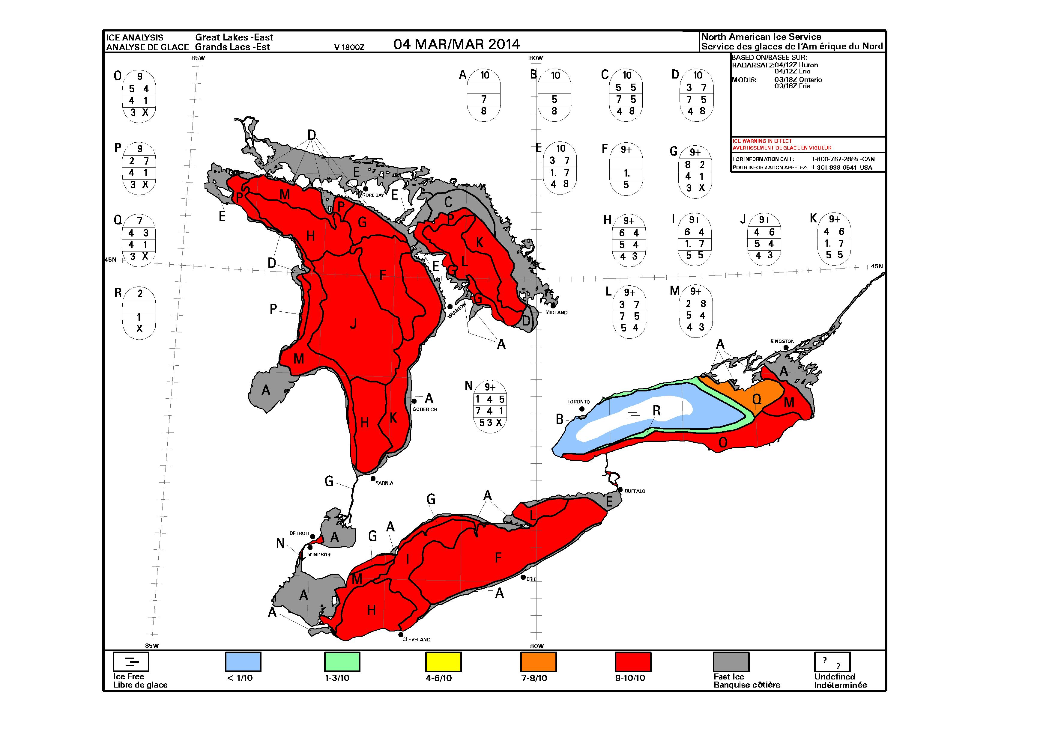 an analysis of the great lakes The federal emergency management agency (fema) has initiated a coastal  analysis and mapping study to produce updated digital flood insurance rate.