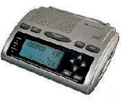 NOAA Weather Radio receiver