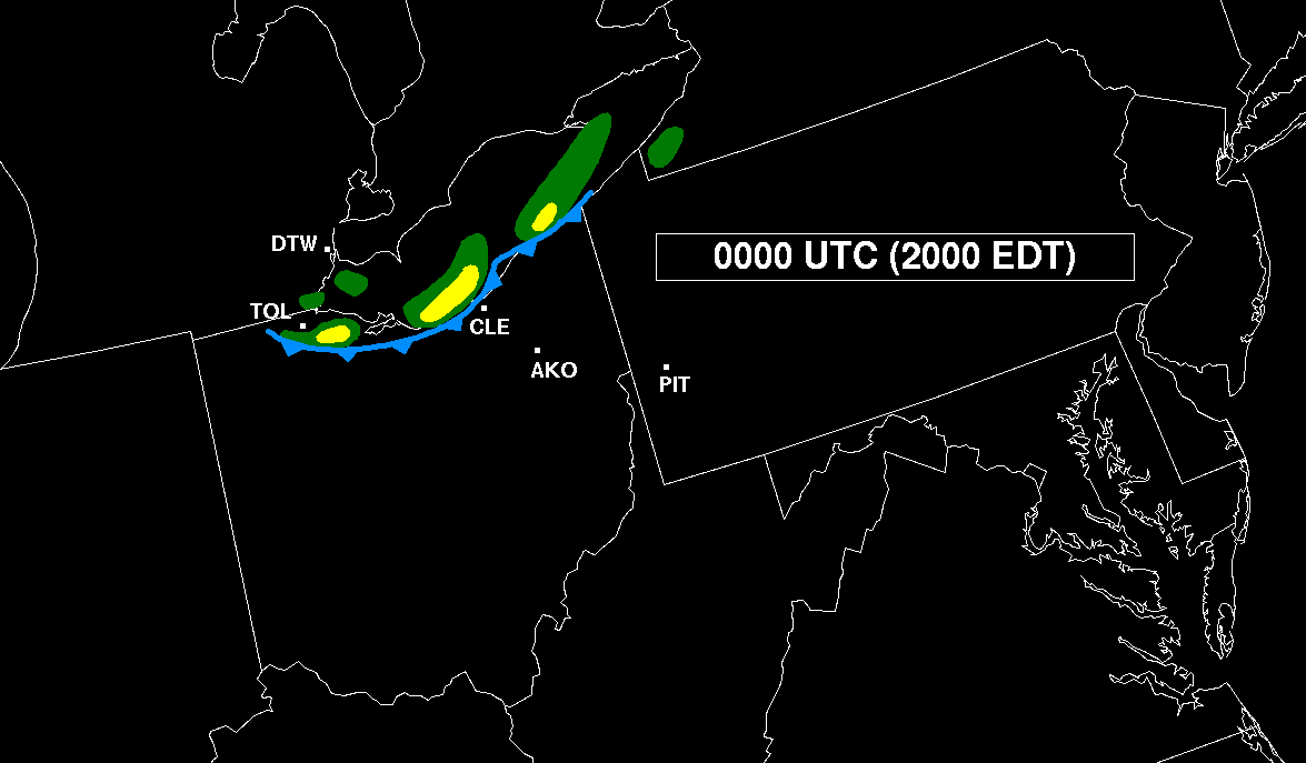 July 4, 1969 Ohio Fireworks Derecho and Flooding Event