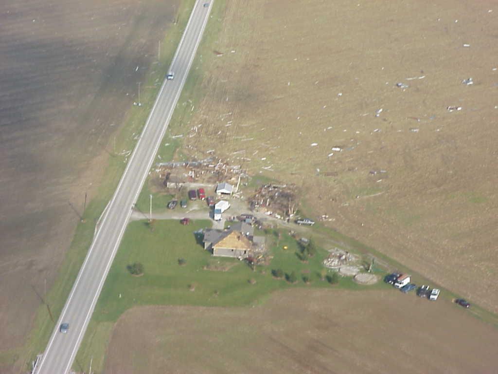 Seneca County Damage