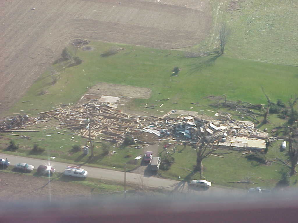 Seneca County Damage