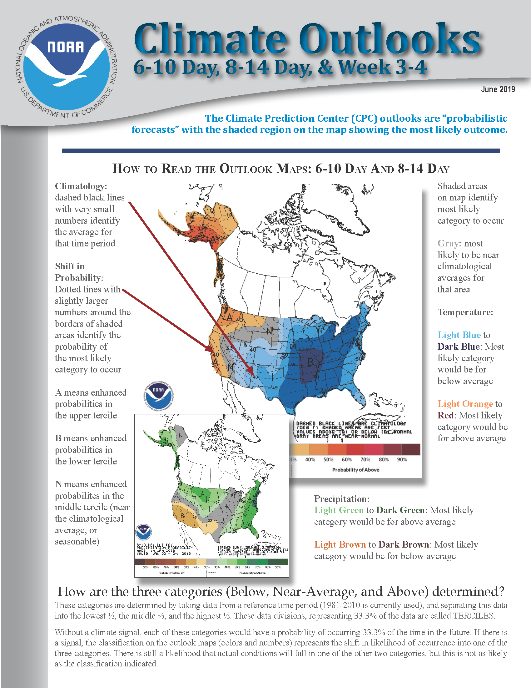Climate Outlooks