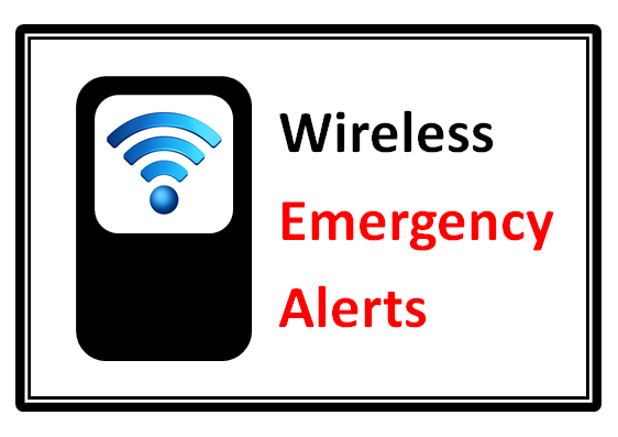 Wireless Emergency Alerts On Your Mobile Device