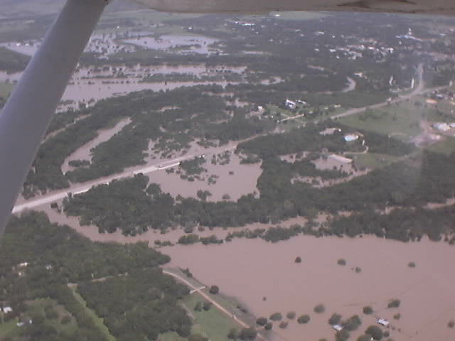 Disastrous River Flooding June 30 Through July 17 2002