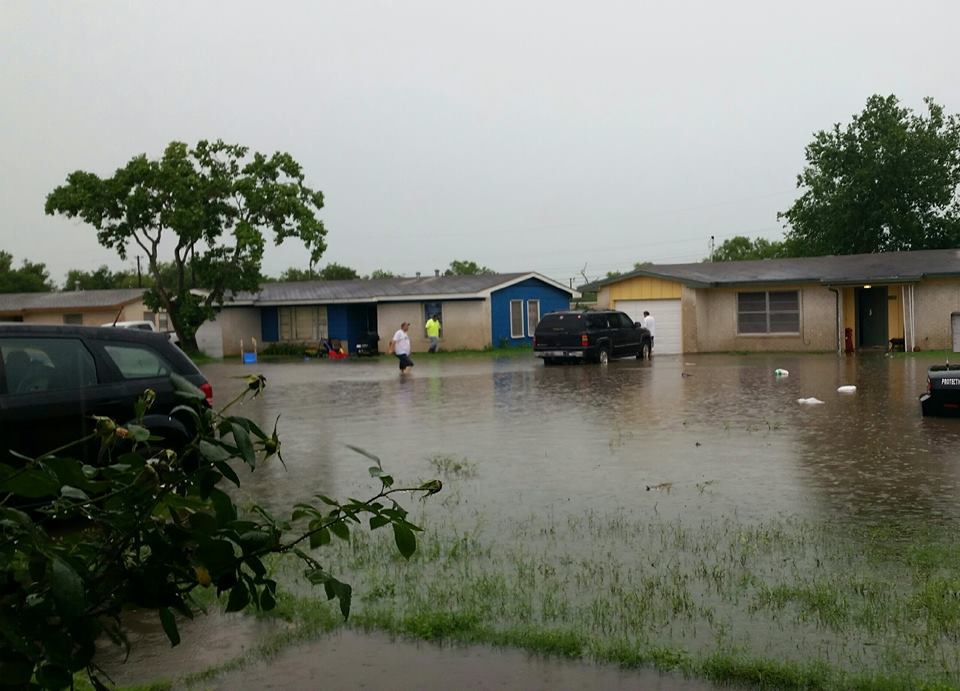 Beeville Flooding