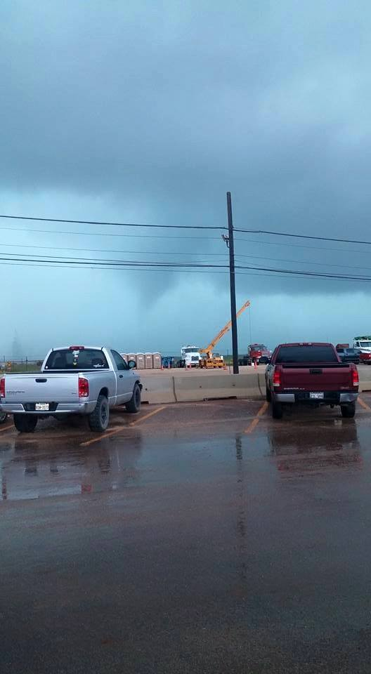 Funnel Cloud Near Gregory