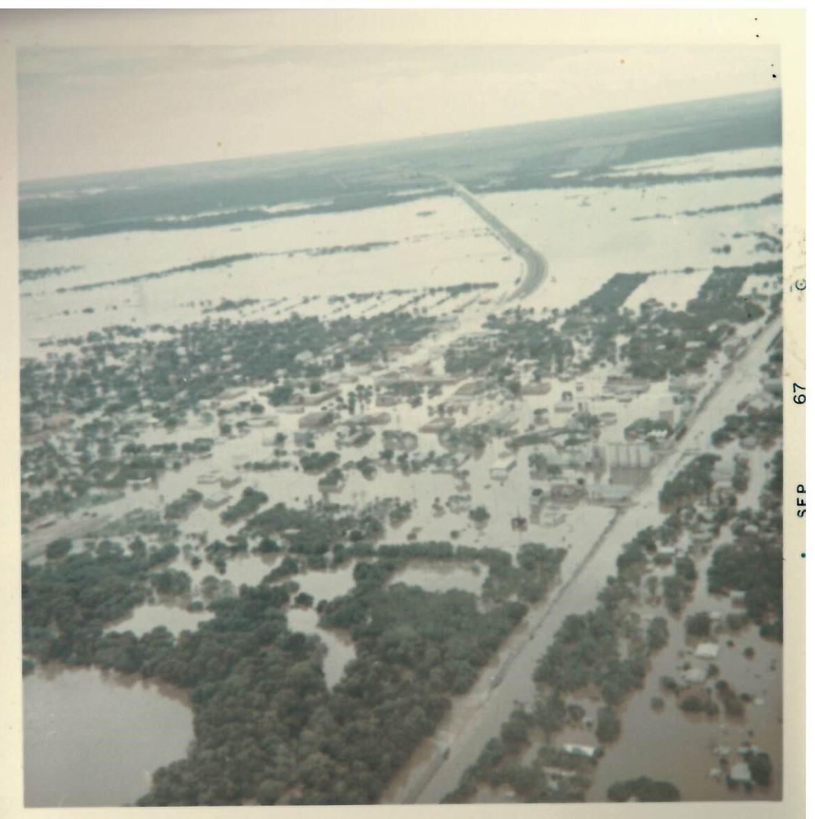 Major Hurricane Beulah September 20 1967
