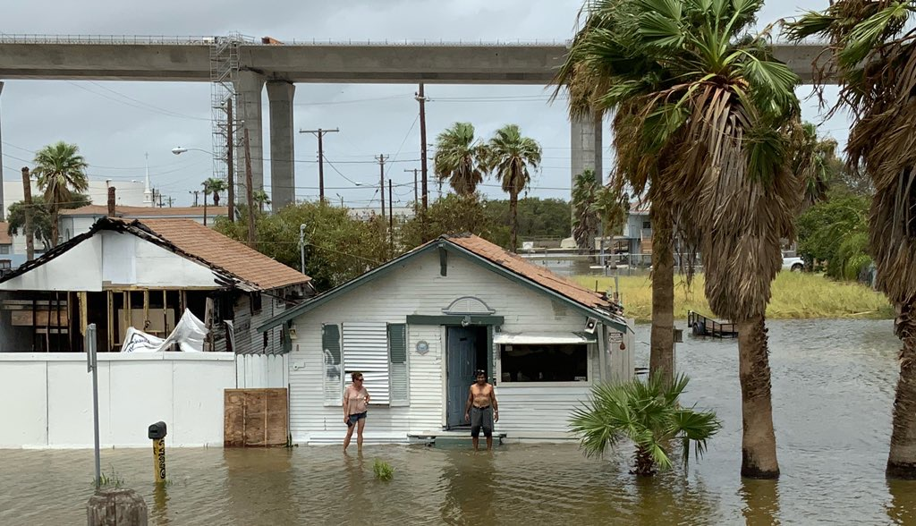 North Beach Flooding