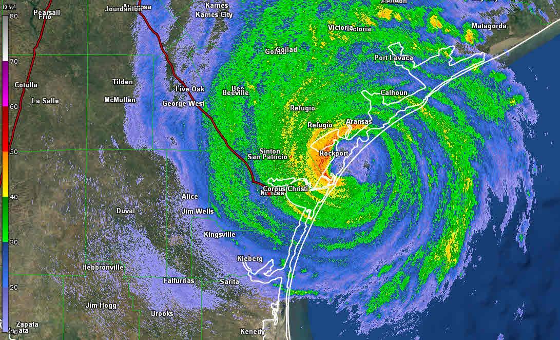 Major Hurricane Harvey August 2529 2017