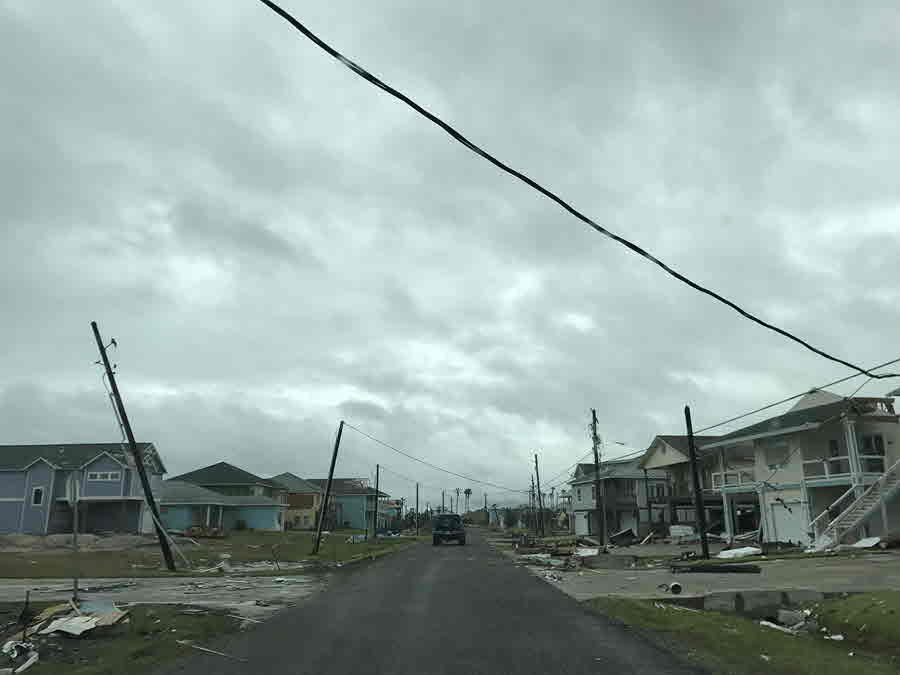 Copano Village