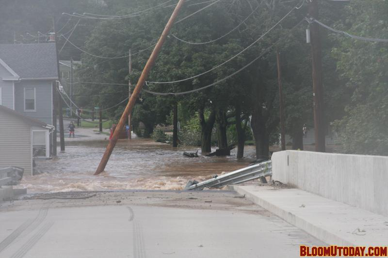 4th Anniversary Of The Flooding From Tropical Storm Lee