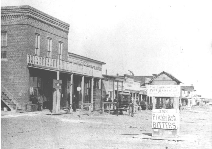 Dodge City WFO History