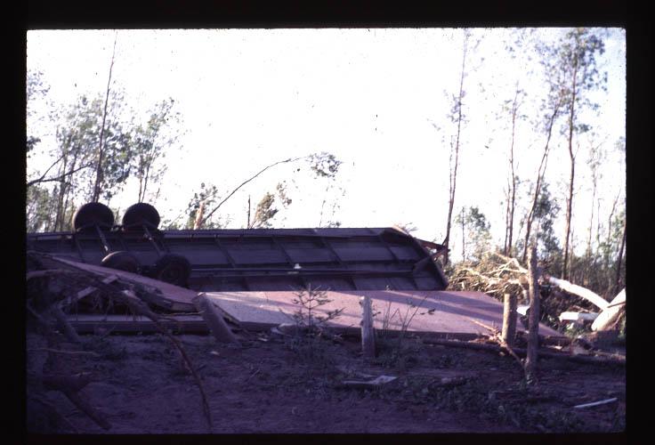 Northwoods Tornado Outbreak August 6 1969