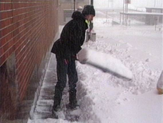 The Halloween Blizzard Of 1991
