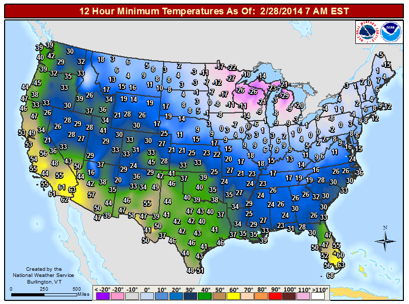 2014-0228-12HourMin12z Winter Temperatures In Us Map on old climate map, winter in the united states, january temperature map, world zone climate regions map, weather map, winter temperatures across united states, average temperature by state map, winter precipitation map us, average winter temperature map, winter climate map, winter temperatures of water in us, winter weather forecast 2014-15, winter temperature map united states,