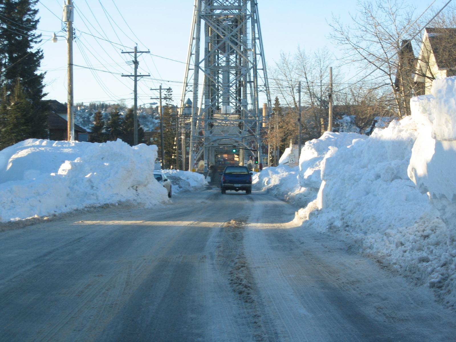Snowstorm Wisconsin