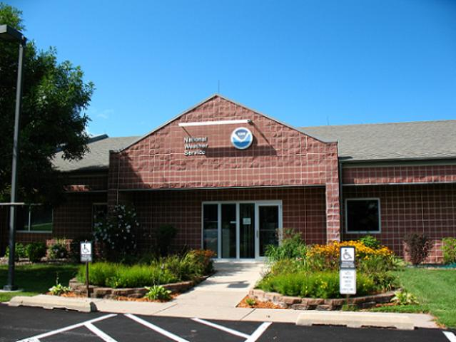 Image of the NWS Des Moines office