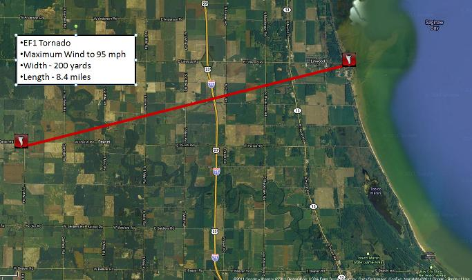 May 31 2011 Severe Weather Amp Bay County Tornado