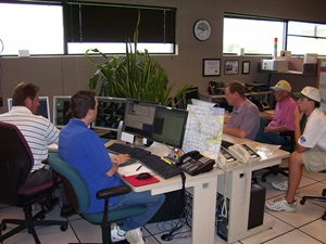 Severe weather operations