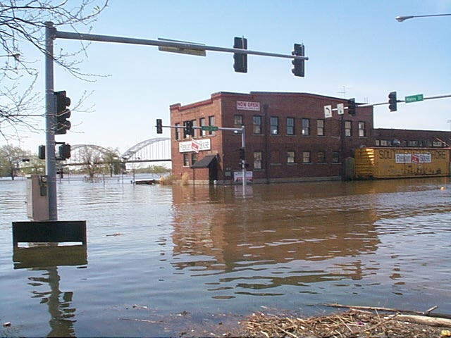 April 2001 Flood - Spring Snowmelt