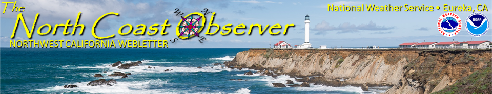 North Coast Observer banner