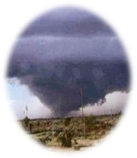 Skywarn Image - Deming Tornado