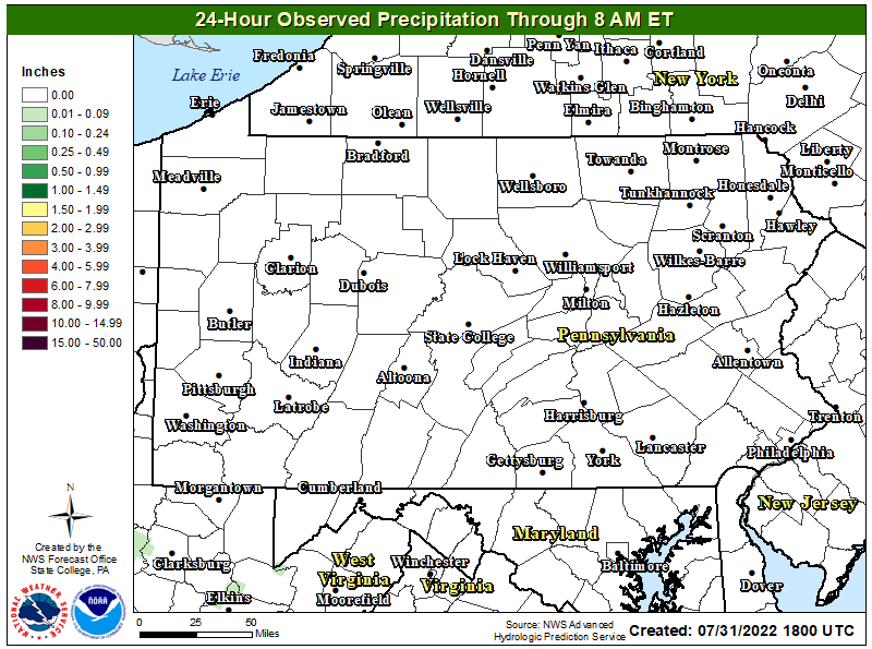 forecast precipitation images