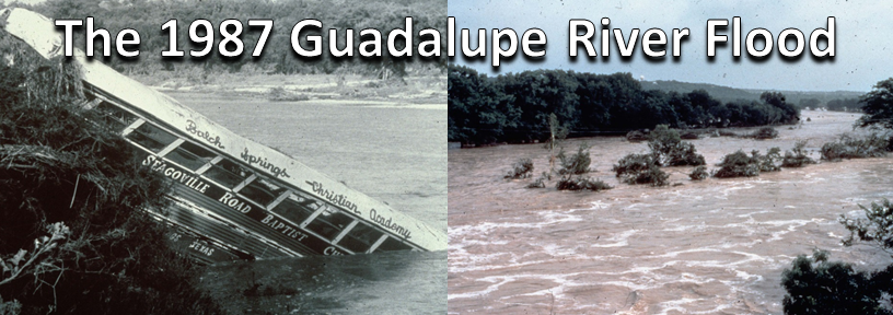 1987 Guadalupe River Flood