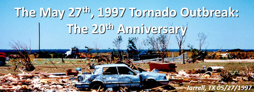 May 1997 Tornado Outbreak