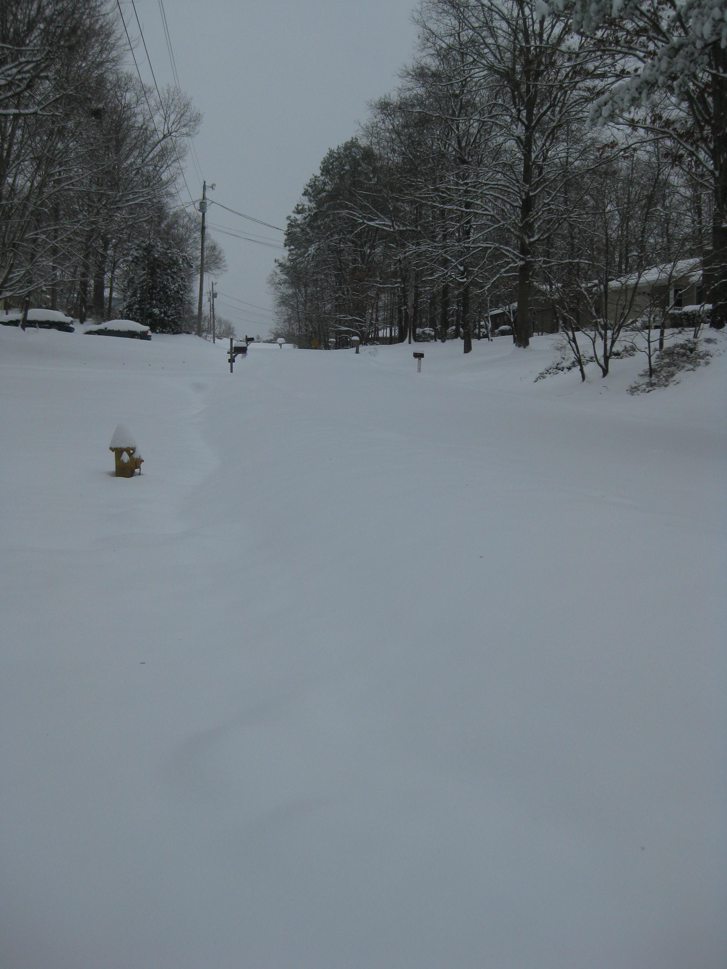January 9-10, 2011 Major Winter Storm
