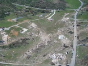 [ Tornado Damage from Catoosa county. ]