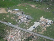 [ Tornado Damage from Dade county ]