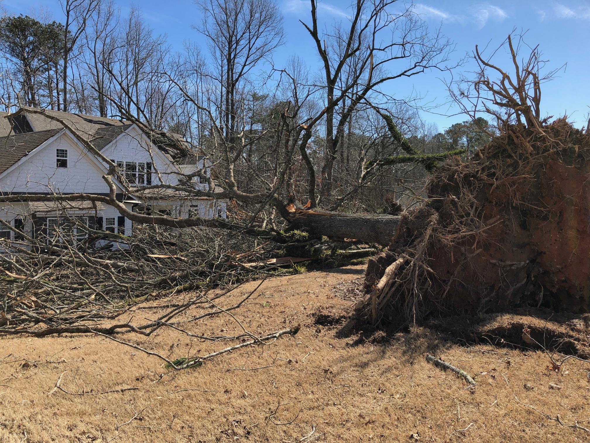 February 24th, 2019 Coweta County EF-1 Tornado