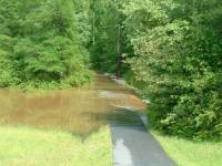[ A driveway on Doris Rd. in Bartow County ]
