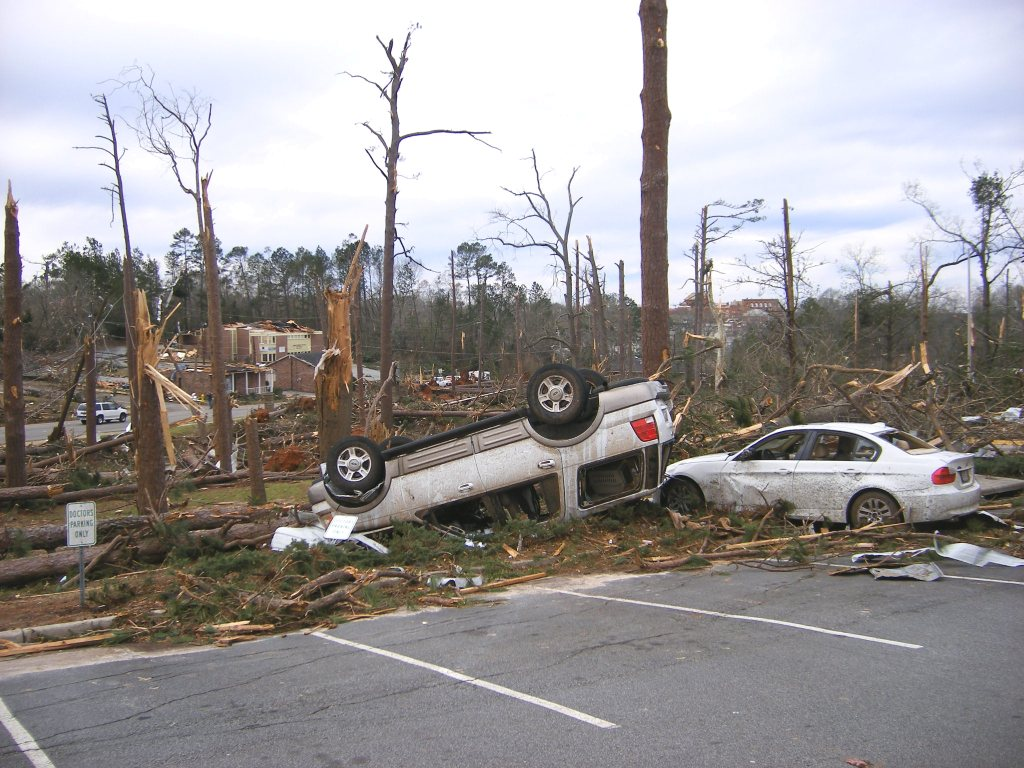 Americus Area Deaths >> Tornadoes In Central Georgia Sumter County March 1 2007