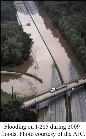 2009 Atlanta Floods
