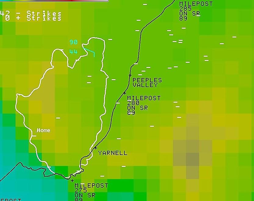 Yarnell Fire June 28-July 10, 2013 on show arizona fires on map, sun city arizona zip code map, springerville az map, greasewood az map, village of oak creek az map, arizona doppler radar weather map, harquahala valley az map, prescott az map, anthem az map, az wildfires current map, linden az map, kachina village az map, flagstaff az map, summerhaven az map, sahuarita az map, octave mine map, pinetop-lakeside az map, congress az map, hannagan meadow az map, bumble bee az map,