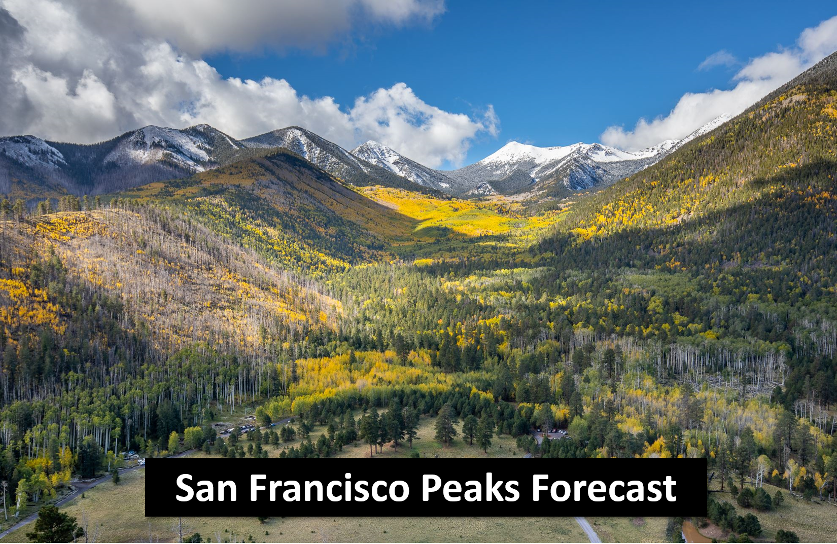 San Francisco Peaks Recreational Forecasts