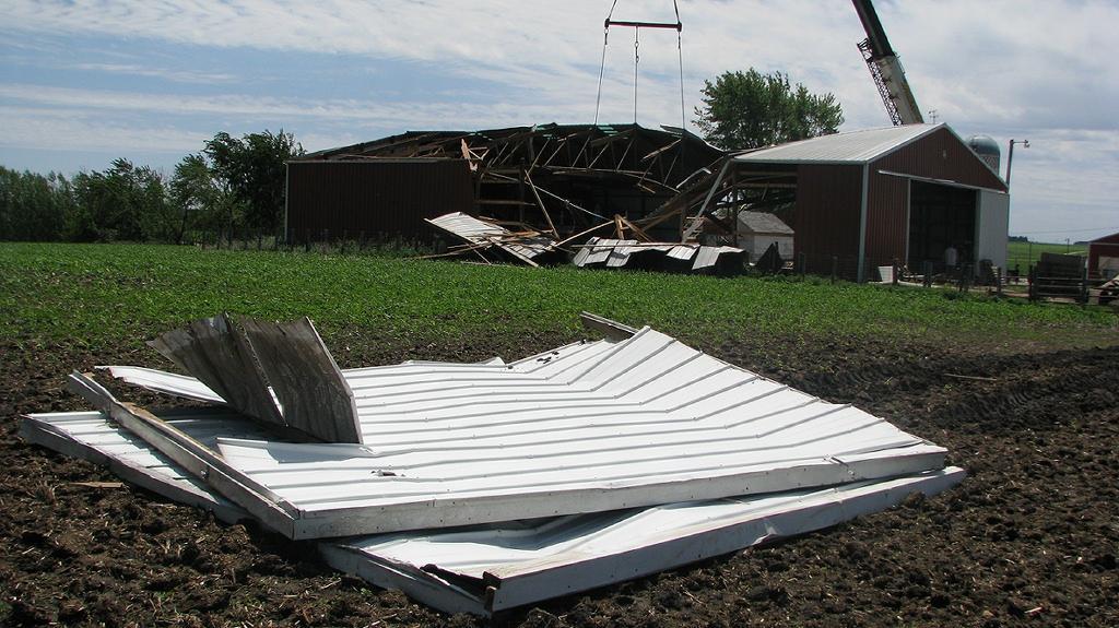 Northwest Iowa And Southwest Minnesota Tornadoes June 11