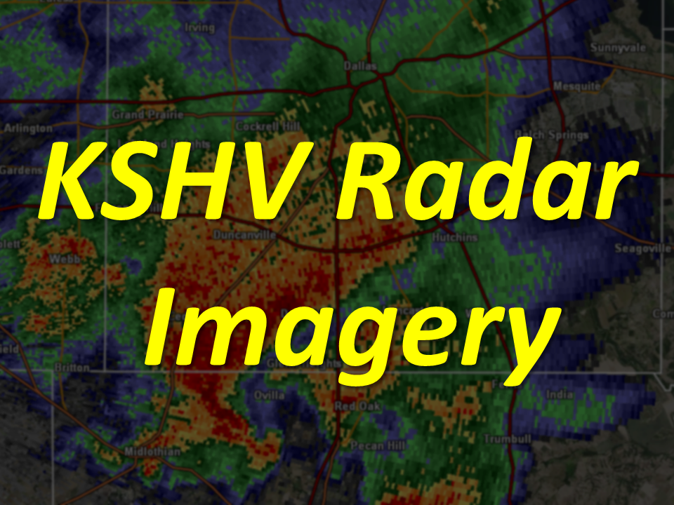Shereveport, LA.  WSR-88D Radar Imagery (Coming Soon)