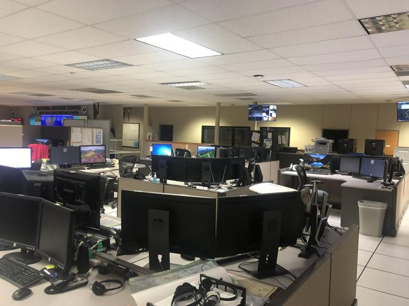 NWS Fort Worth Operations Area