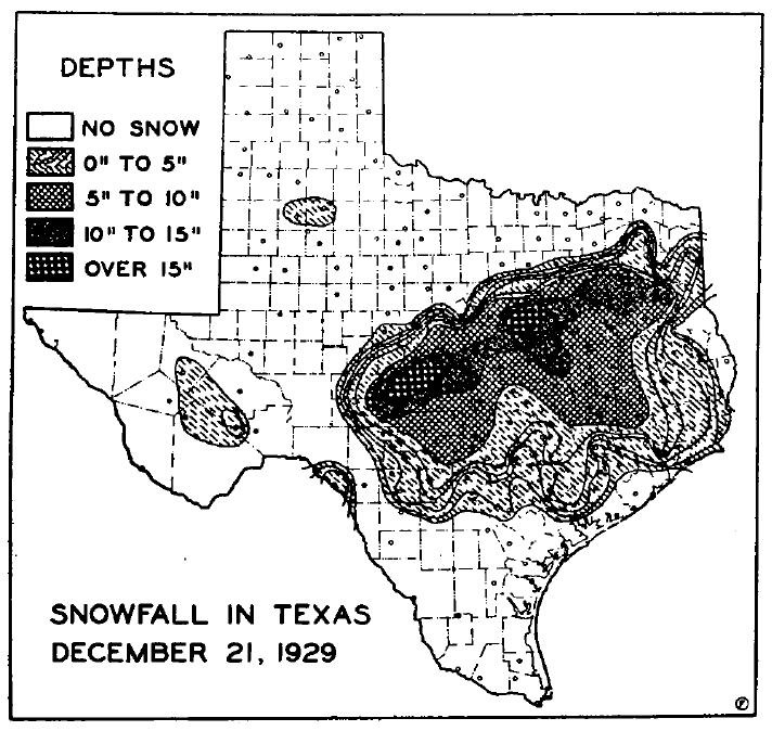 December 1929 Snowstorm - Monthly Weather Review