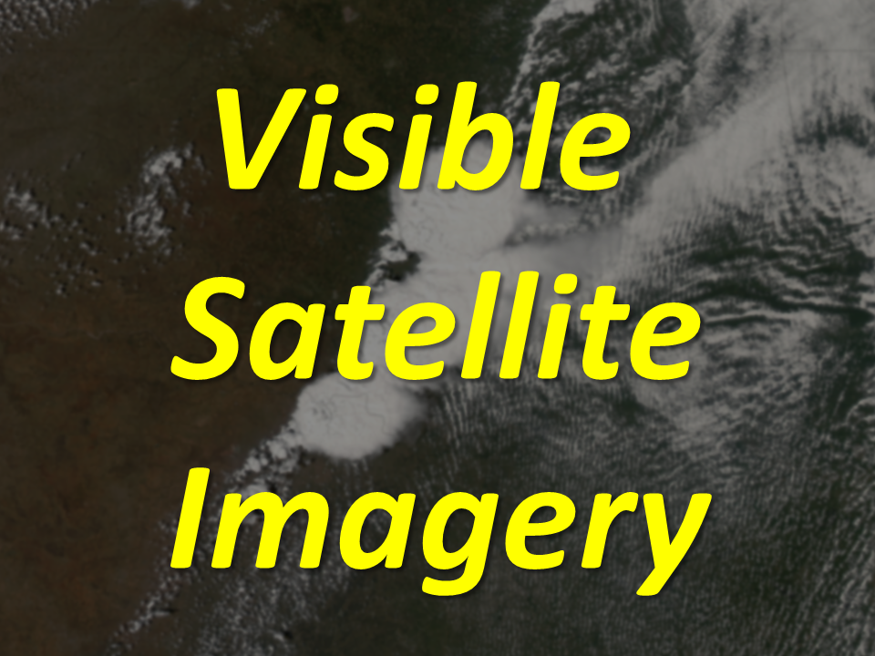 Visible Satellite Imagery