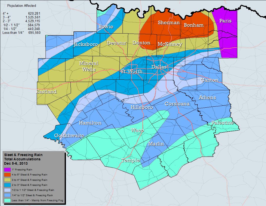 Weather Dallas Fort Worth
