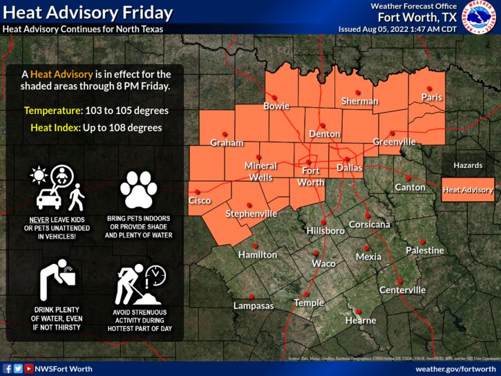 A Weak Cold Front Will Move Into The Region Saay And Bring A Few Morning Showers And Thunderstorms Afternoon Highs Will Range From The Lower 80s In The