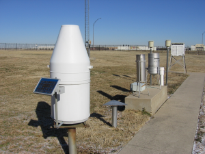 picture of weather instruments