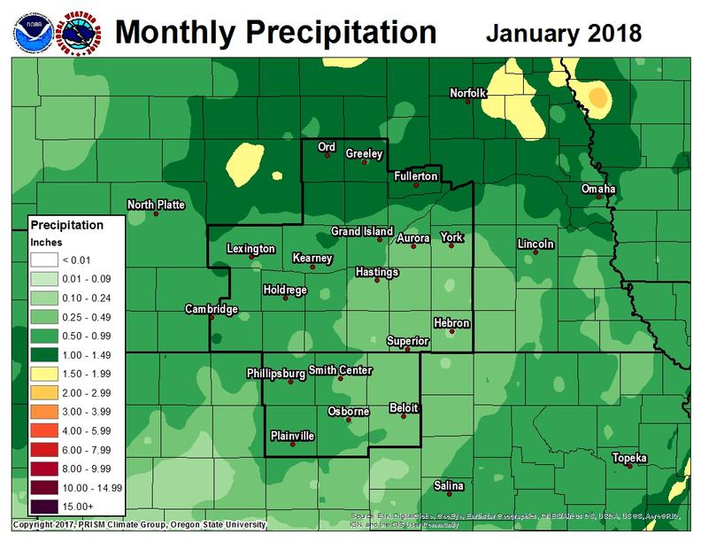 Monthly Precipitation