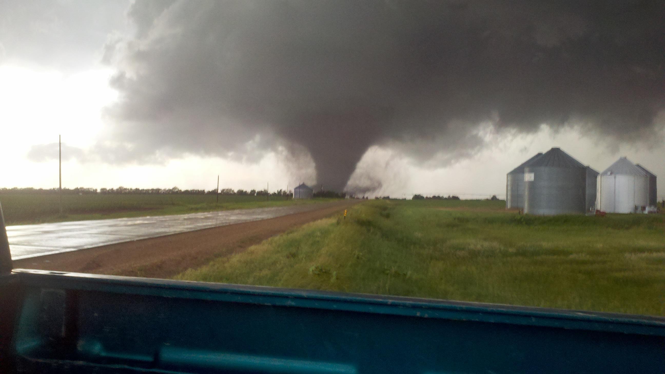June 20 2011 Tornado Outbreak Including 2 Ef3 And 4