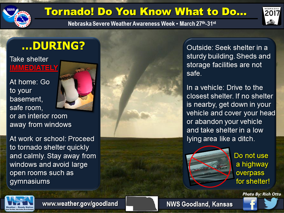 Nebraska Severe Weather Awareness Week Pictures To Pin On